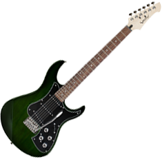 Variax Limited Edition Emerald