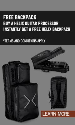 Helix Backpack March