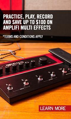 AMPLIFi FX100 and TT Feb