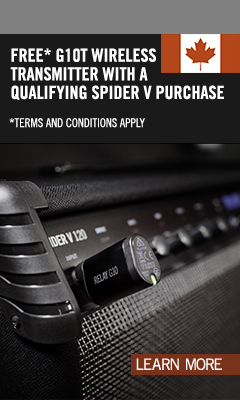 Spider V G10T June CAN