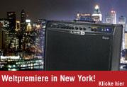 Weltpremiere in New York