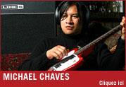 L'artiste sous les projecteurs : Michael Chaves