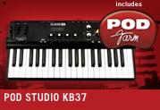 Die POD Studio™ KB37 ist endlich da!