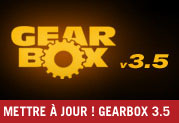 GearBox 3.5 propose une compatibilité Windows Vista améliorée et des modélisations supplémentaires pour les utilisateurs de GuitarPort !