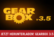 GearBox 3.5 ist jetzt voll kompatibel zu Windows Vista und erweitert das Modellangebot der GuitarPort-Einheit!