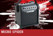 Micro Spider™ – ein Raubtier, das sich mit Batteriefutter begnügt!