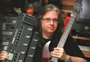 Gitarren-Sessions: Wie die Line 6 JTV-89 Gitarre und der HD500 Multi-Effektprozessor mir bei Studio-Sessions helfen