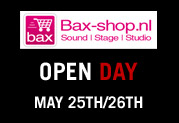 Bax-shop Open Day
