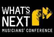 Line 6 and Topspin Media Present the WHAT'S NEXT Musicians' Conference