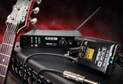 Now Shipping: Relay G55 Digital Wireless Guitar System