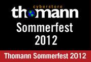 Thomann Sommerfest 2012