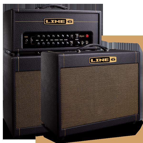 line 6 guitar amps
