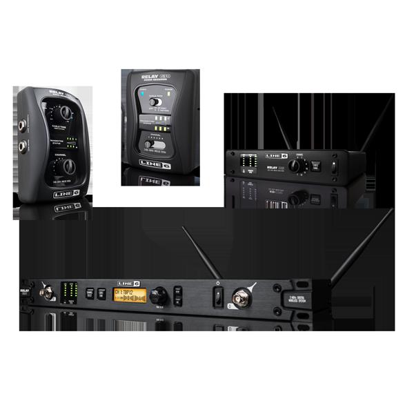 Dual-Earset Microphone for LINE 6 Digital Wireless !!!!