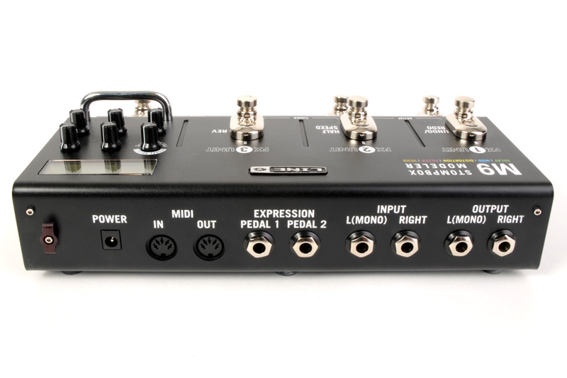 line 6 m series effects pedals overview