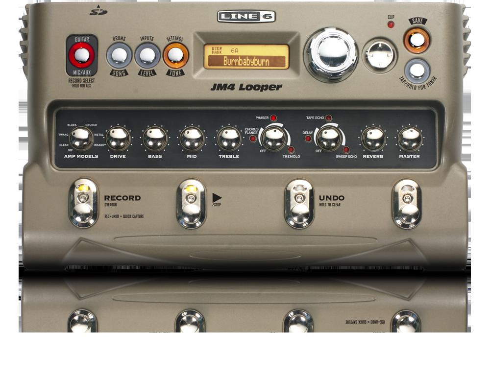 Line 6 pod® hd500 advanced guide (v2. 0, rev. A).