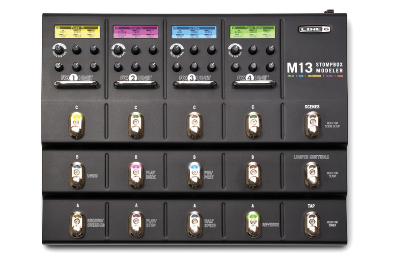 Best Of Line 6 Stompbox M9