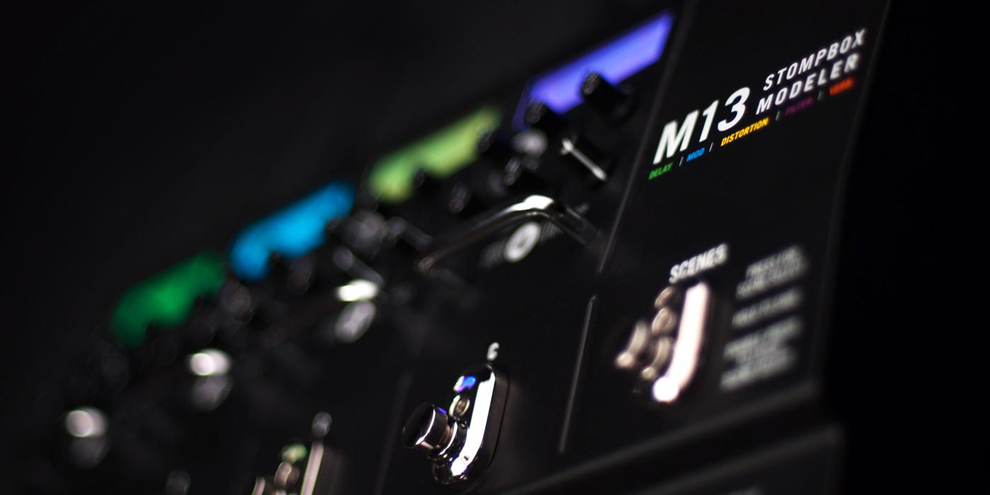 M-Series Pedalboards