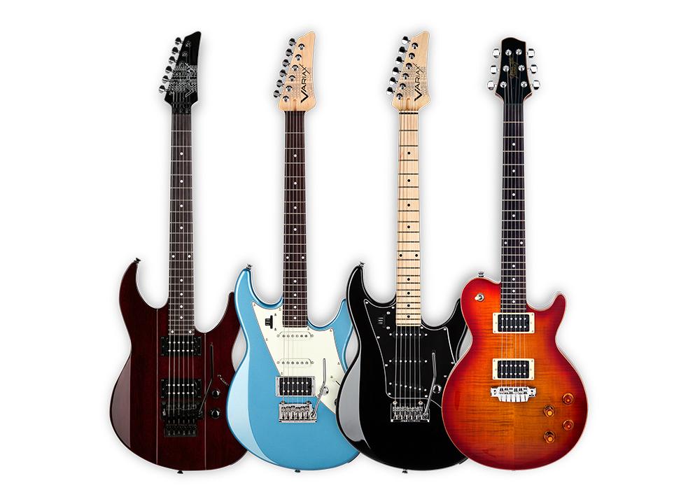Line 6 James Tyler Variax modeling guitar product line