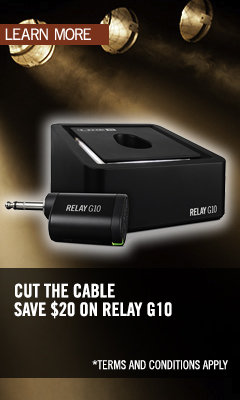 Relay G10 $20 IR July