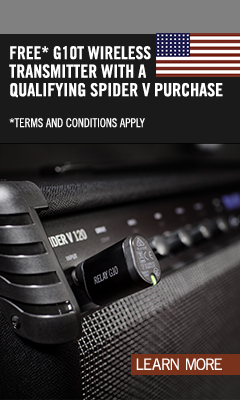 Spider V Relay G10T November US