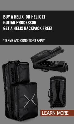 Helix Backpack Promo