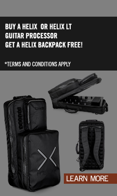 Helix Backpack March 2019 Promo