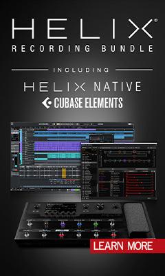Helix Recording Bundle BE